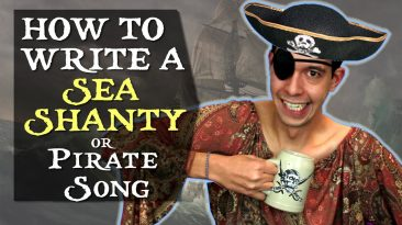 write a pirate song